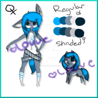 70 POINTS|ANTHRO+AND+Pony|CLOSED by xx-BREAKTHEBEAT-xx