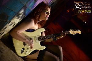 rock n roll soothes my soul... by Sylvia-Crystal