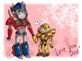 Love You Dad by soul-crafter