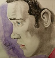 Ianto Watercolor by sevsgirl72