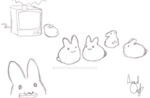 .:Bunnies:. by spoopty23