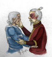 Older Zutara by zutaraxmylove