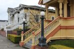 Victorian front porches by finhead4ever