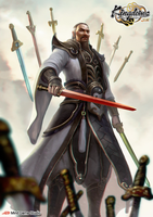 Lu Zhi The Sword Saint by zionenciel