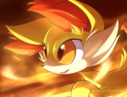 Fire starter by ZymonasYH