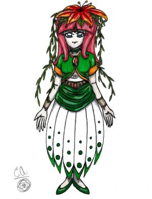 Floralia, Primary Seedrian Goddess