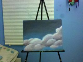 Dont ever paint clouds ok by Floating-BlowFish