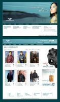 UnionBlue Website by aliather