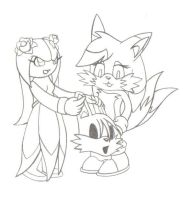 Cosmo and Tails prt9 by Foxbeast