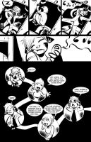 Mini Comic Chapter 1 Page 1 by angieness