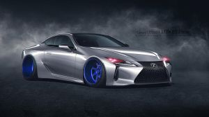 Lexus LC500 by MTK85