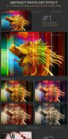 Abstract Photo Effect Template by Godserv
