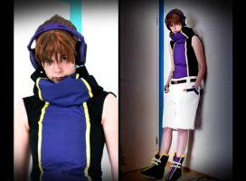 Dream Drop Distance - Neku preview by RoteMamba