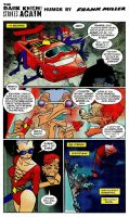 The Dark Knight Strikes Again Humor by Miller by StevenEly