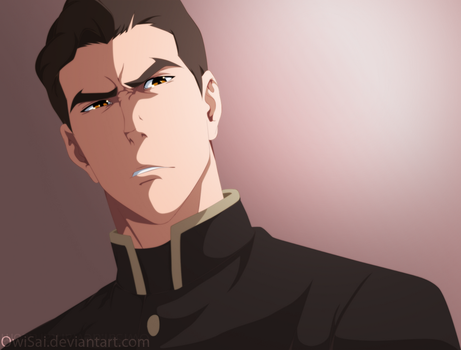 |The Legend of Korra| Mako |Color| by OwiSai