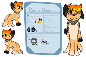 kevin lloyd [ref // 11-25-2014] by the-runaway-josh