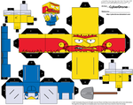 Cubee - Groundskeeper Willie by CyberDrone