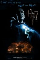 Harry Potter DH Movie Poster 2 by Lilith1985