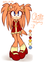 Chilli reference (outdated) by aechia