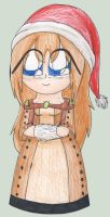 Pepper Christmas outfit by V-P-aurore-star