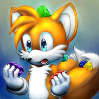 Tails Avvy :RQ for Miles997: by V1ciouzMizzAzn