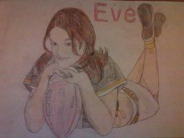 Eve Torres by galis33