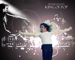 King of Pop by KCisLOST