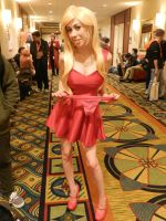 Anime Los Angeles 2015 Panty being nasty by Demon-Lord-Cosplay