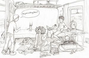 when Albus and Rose met Rob... by gerre