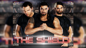 The Shield Custom Wallpaper by HTN4ever