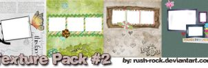 Texture Pack 2 by rush-rock