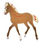 2560 - Foal Design for Exoriartium by Feya-san