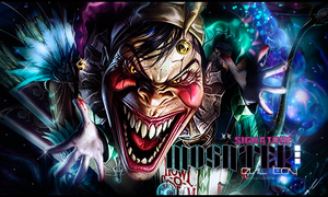Monster Signature by Pajaroespin