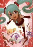 A Burst of Vocaloids by Ry-Spirit