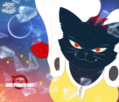 NITW_One Punch KAT_n progress by wsache2020