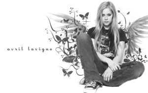 Avril Lavigne by noobieku