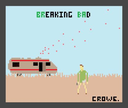 Breaking Bad by crowecrowe