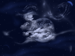 Blue Planet Wallpaper by WDWParksGal-Stock