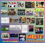 Naruto Fourth Fan Art Contest by naruto