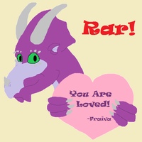 You Are All Loved! by Fraiva