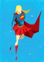 24. Supergirl by ColourOnly85