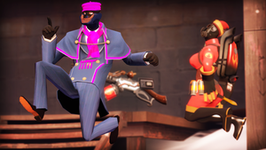 A hero's work is never done by Knight-the-Spy