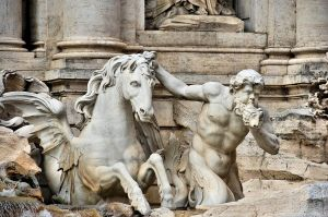 Rome - Trevi Fountain 6 by Lauren-Lee