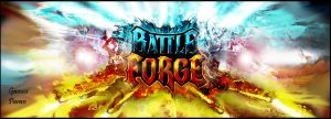BattleForge Logo Revamped by Ganoes-Paran