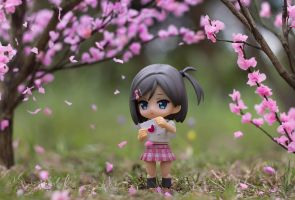 Tsukiko's Love Letter in Springtime by kixkillradio
