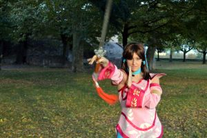 Xianghua Cosplay - Let's start to fight by AngyValentine