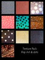 Texture Pack- PopArt and Dots by rockgem