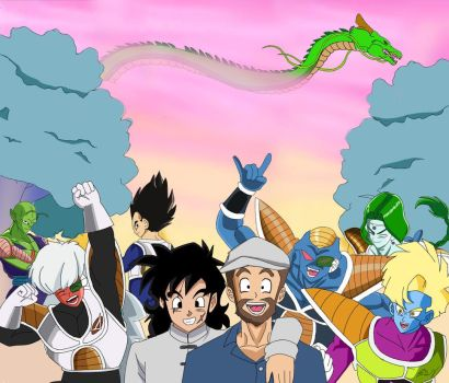 The many DBZ voices of Chis Sabat by Branometry