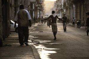 Dancing In The Streets by Talkingdrum