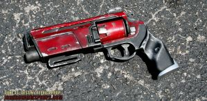 FINISHED Duke 44 Replica from the game Destiny by JohnsonArms